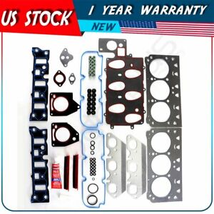 Cylinder Head Gasket Set For 96 02 Pontiac Firebird Chevrolet Camaro 3 8l Ohv