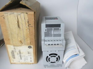 Allen Bradley 160 aa18nsf1p1 Variable Speed Controller New