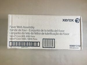 New Sealed Xerox Digital Color 800 800i Press Fuser Web Assembly 008r13103