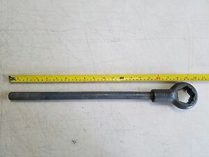 Vintage Akron Brass Wooster O 0 Adjustable Hydrant Wrench
