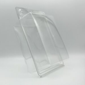 6 X 4 X 4 Clear Clamshell Packaging 310 Pcs Retail Hang Free Shipping