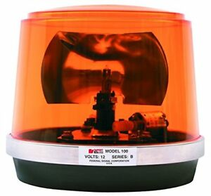 Federal Signal 443112 02 Class 1 Model 100 Halogen Beacon Permanent Mount With