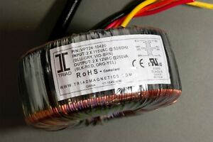 Triad Magnetics Vtp24 10420 Toroidal Power Transformer