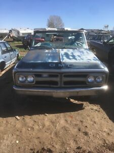1972 Gmc Jimmy Custom Project Car Classic Car Hot Rod