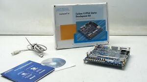 Altera Cyclone Ii Fpga Starter Development Kit Dk cycii 2c20n 0a
