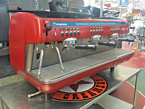 Faema E92 Elite 3 Group Espresso Machine