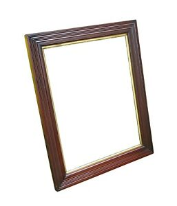 Large Antique Picture Frame 27 5 8 X 33 5 8 Overall