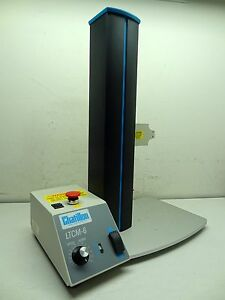 Ametek Chatillon Ltcm 6 Tension Compression Tester Motorized Force Measurement