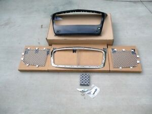 Bentley Continental Gt Gtc Front Radiator Grill Frame 2012 2015