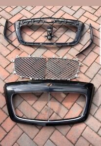 Bentley Continental Gt Flying Spur Chrome Radiator Grill 09 13