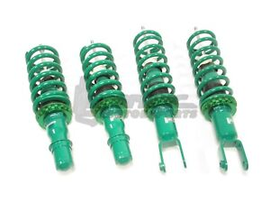 Tein Street Basis Z Coilover Kit For 1996 2000 Honda Civic Ek Coupe Sedan Hatch