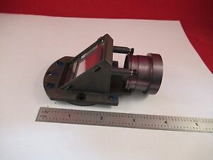 Leitz Laborlux Lower Mirror Illuminator Assembly Microscope Part Optics f7 09
