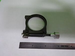 Microscope Part Leitz Illuminator Lens Ortholux Ii Optics As Is Bin 11 e 03