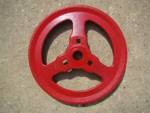 Ford 501 Sickle Bar Hay Mower Main Drive 12 Pulley