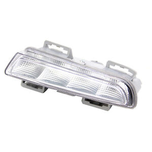 For Mercedes benz Smart 2012 14 2p Auto Front Lower White Daytime Running Light