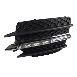 Guards For Bmw X6 E71 10 12 Newest Style 2pcs Auto White Daytime Running Light