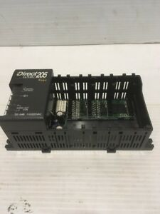 Direct Logic D2 04b 205 Rack With 3 Modules k28