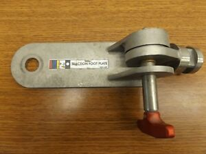Mizuho Osi Traction Foot Plate 5855 440