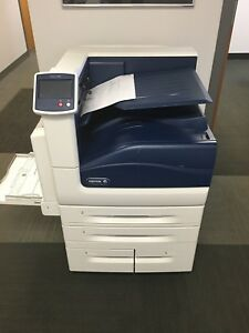Xerox Workcentre 7800 With Low Meter 70k Prints Up To 350gsm