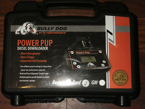 Ford Diagnostic Bully Dog Power Pup Diesel Downloader 41562 Ford 6 0l 6 4l Power