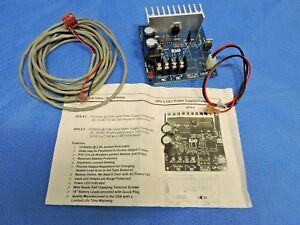 Keri Systems Kps 4 1 Power Supply 12vdc 2 5a For Pxl 500 Nxt Mercury Controller