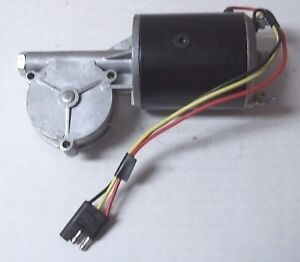 1965 To 1966 Ford Thunderbird New Door Window Motor Passenger Door