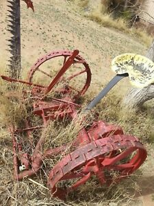 Antique Sickle Mower Minnesota No 3