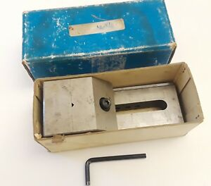 Precision Milling Machine Vise Spi swiss Precision Instruments Used