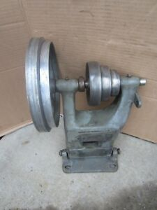 South Bend 9 10k Lathe Counter Shaft Assembly 2 Step Large Puley