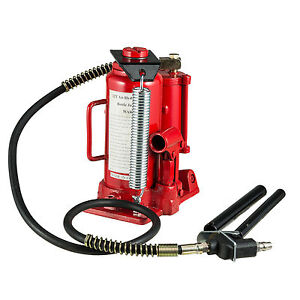 Heavy Duty Hydraulic Air Jack 12 Ton Capacity