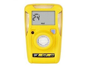Bw Technologies Bwc2 h Bw Clip Single Gas H2s Monitor 10 15