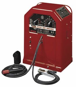 Lincoln Electric K1297 Ac dc 225 125 Arc Welder