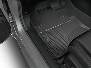 2019 Honda Insight Black High Wall All Season Floor Mats Oem 08p17 Txm 100