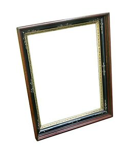 Large Antique Victorian Picture Frame Circa 1880 22 1 2 X 28 1 2 Overall
