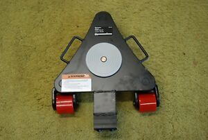 Strongway Machinery Mover With 360 Rotation 2 2 ton Capacity
