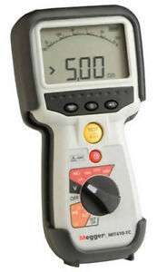 Megger Mit410 tc 3 Industrial Insulation Testers