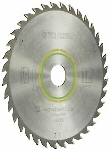 Festool 495380 Universal Blade For Ts 75 Plunge Cut Saw 36 Tooth
