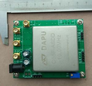10mhz Frequency Ocxo Board Out 10 Khz 180mhz Is Adjustable