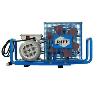 Electric Compressor 300bar High Pressure Fill Station Scuba Pcp Paintball Tanks