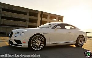 22 Rf15 Staggered Concave Wheels Rims For Bentley Continental Gt