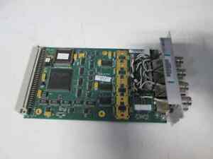 Symmetricom Truetime 87 6002 xl6 Output Option Card