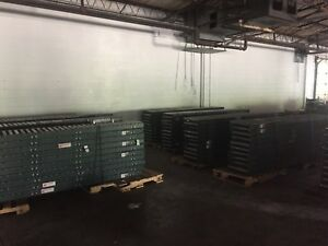 19 Gravity Roller Conveyor Sold In 9 5 Sections