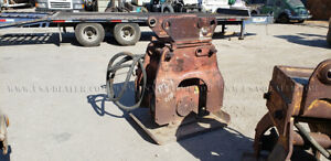 Loader Backhoe Plate Compactor