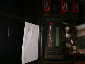 Snap On Diagnostics Scanner Mt2500 In Case W Cartridges Works Great