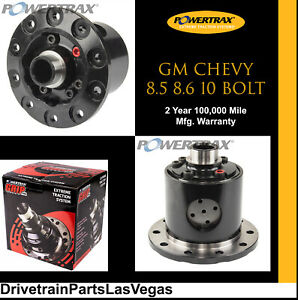 Powertrax Grip Pro Gm Chevy 8 5 10 Bolt 30 Spline Limited Slip Posi Gm Chevy New