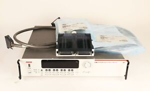 Keithley 3706 System Switch 7 1 2 High performance Multimeter accessories