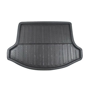 Black Rear Trunk Boot Mat Liner Tray Floor Carpet For 2011 2015 Kia Sportage R