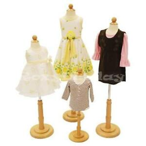 Dress Forms Mannequins Children s Body Kids Set group 4 6 Month Old 1 2