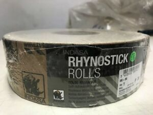 Indasa Rhynostick White Line P 36 Grit Auto Body Heavy Duty Sanding 1 Roll