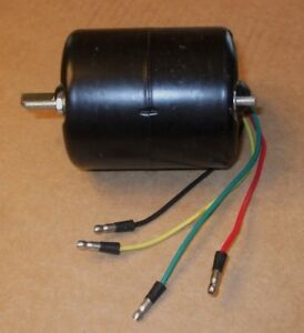1958 1959 1960 Lincoln New Window Motor